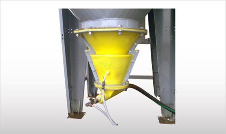 RECOFIL - Pneumatic Conveying System for Automatic Recovery of Dust from Fume Filters
