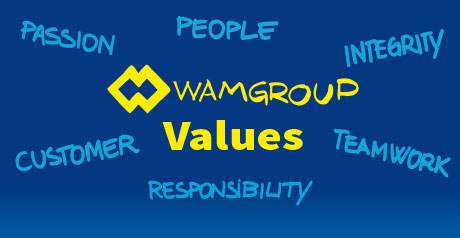 """buy popular 8871a 1fac8 WAMGROUP """"Values"""" Video"""